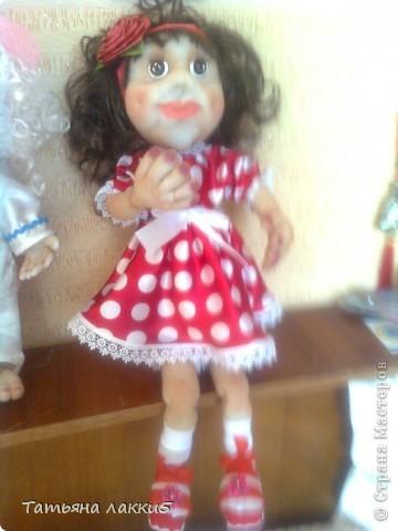Эта кукла сделана в память о дочери для очень хорошей мамы. фото 1