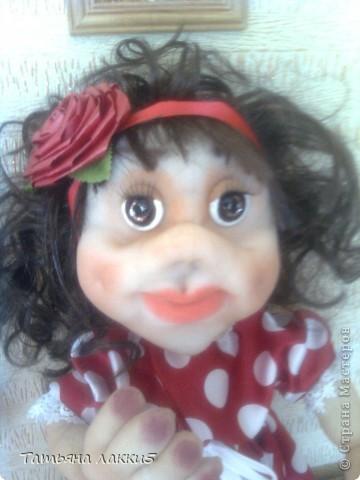 Эта кукла сделана в память о дочери для очень хорошей мамы. фото 4