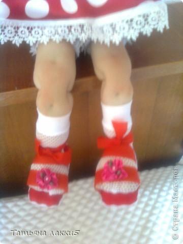 Эта кукла сделана в память о дочери для очень хорошей мамы. фото 3