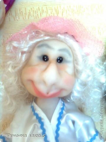 Эта кукла сделана в память о дочери для очень хорошей мамы. фото 10