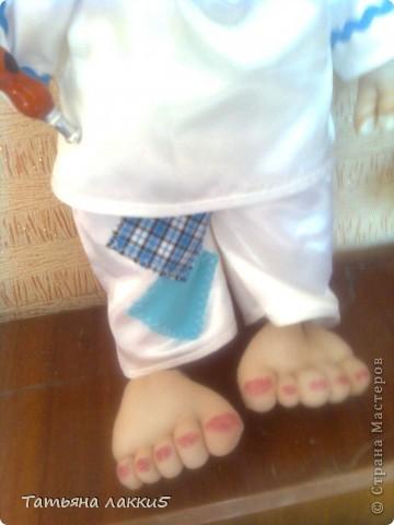 Эта кукла сделана в память о дочери для очень хорошей мамы. фото 11