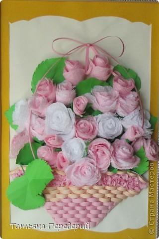 Розы для доченьки