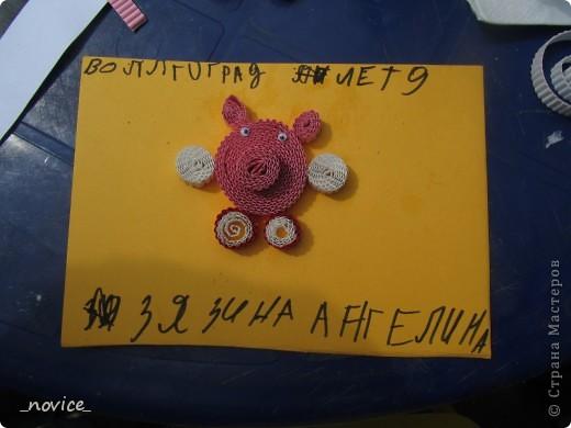 Сегодня в Нескучном саду прошло завершение Игр победителей 2012 . Как и в прошлом году,  мы с детьми пробовали создавать забавные поделки из гофрокартона фото 6