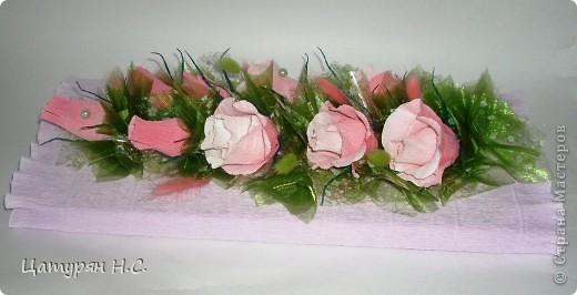Кручу, кручу, кручу.....цветочки кручу.... фото 1