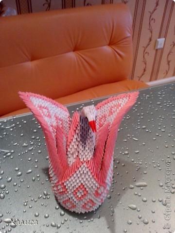 двойной лебедь,детская карусель,лампа-ваза фото 1