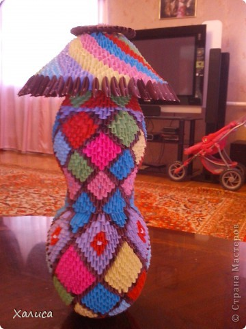 двойной лебедь,детская карусель,лампа-ваза фото 5