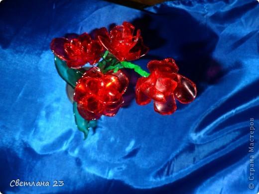 Спасибо БОЛЬШОЕ за новые идеи!!! Вот и я попробовала сделать такие цветы... http://stranamasterov.ru/node/14525?c=favorite фото 3