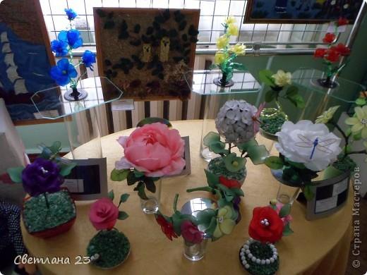 Спасибо БОЛЬШОЕ за новые идеи!!! Вот и я попробовала сделать такие цветы... http://stranamasterov.ru/node/14525?c=favorite фото 10