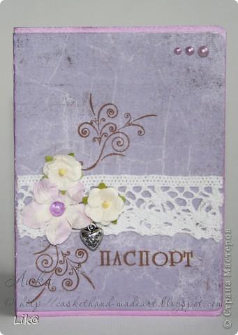 Ещё не показывала две обложки на паспорт для ВДВшников)) фото 9