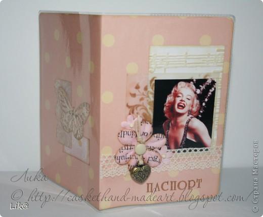 Ещё не показывала две обложки на паспорт для ВДВшников)) фото 6