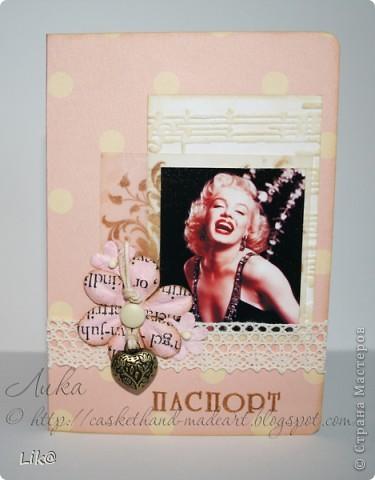 Ещё не показывала две обложки на паспорт для ВДВшников)) фото 5