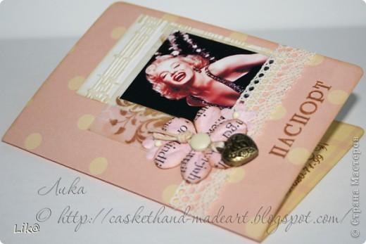 Ещё не показывала две обложки на паспорт для ВДВшников)) фото 8