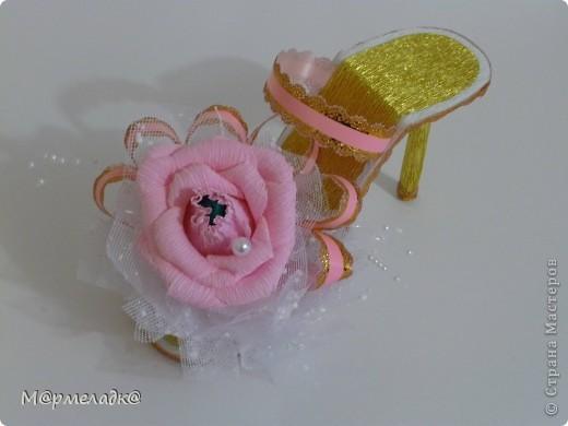 Моя первая туфелька))) фото 1