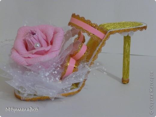 Моя первая туфелька))) фото 2