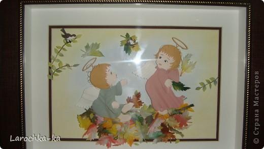 Ангелы с новорожденным фото 2