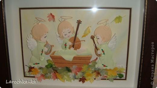 Ангелы с новорожденным фото 1