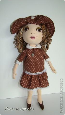 Кукла Джулия фото 2