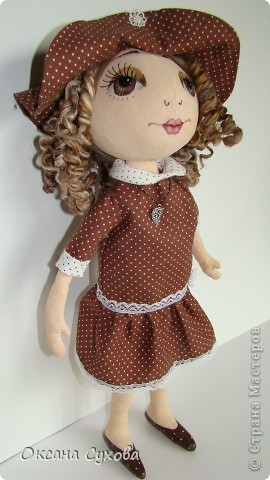 Кукла Джулия фото 3