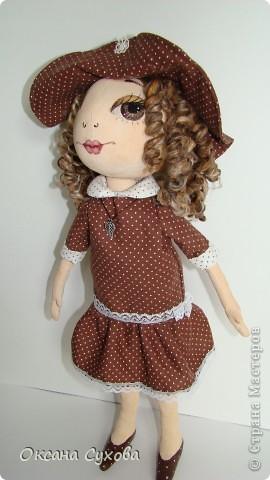 Кукла Джулия фото 4