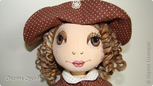 Кукла Джулия фото 1