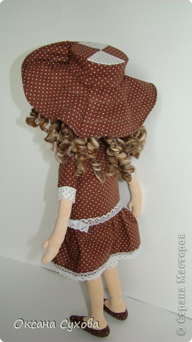 Кукла Джулия фото 5