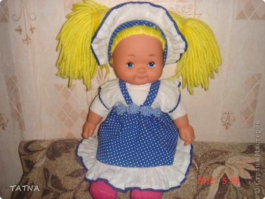 нарядили кукол. фото 3