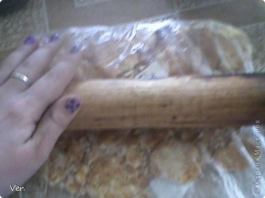 Всем сладкоежкам привет:) Ещё один рецептик как без духовки можно приготовить вкуснятину!:)) фото 3