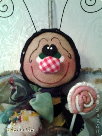 Любитель сладостей фото 1