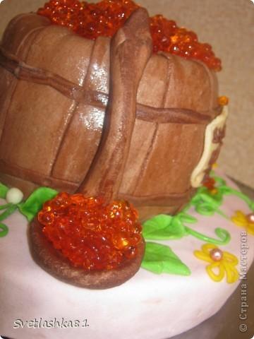 Вот, угощайтесь. Давно хотелось такой тортик. И повод подходящий День рождения мужа. фото 3