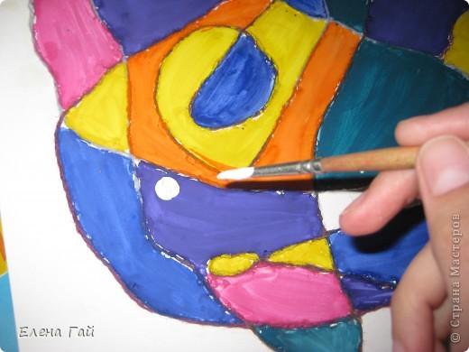 Работа очень простая, попробуйте сами, или сделайте со своими детками)))) фото 5
