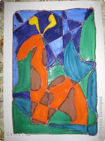 Вот еще одна работа, похожая на предыдущюю  http://stranamasterov.ru/node/372992  фото 6