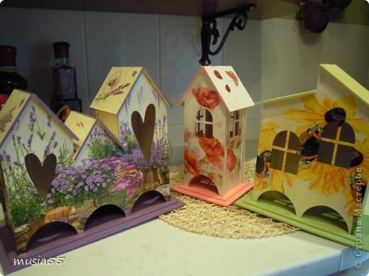 Вот они все чайные домики мои и.... Лавандовое утро......Маков цвет.... Лето...лето фото 1