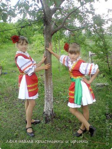 мой доченьки ! молдавские танцевальные костюмы. фото 1