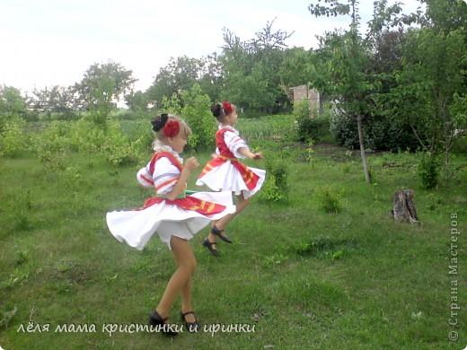 мой доченьки ! молдавские танцевальные костюмы. фото 5