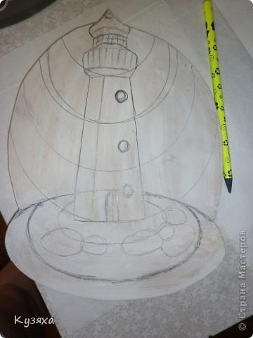 Предлагаю мастер-класс по изготовлению ключницы(делала на конкурс) фото 4