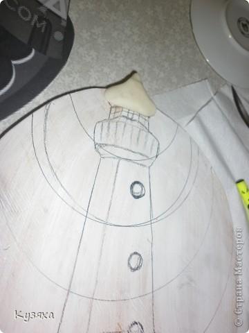 Предлагаю мастер-класс по изготовлению ключницы(делала на конкурс) фото 6