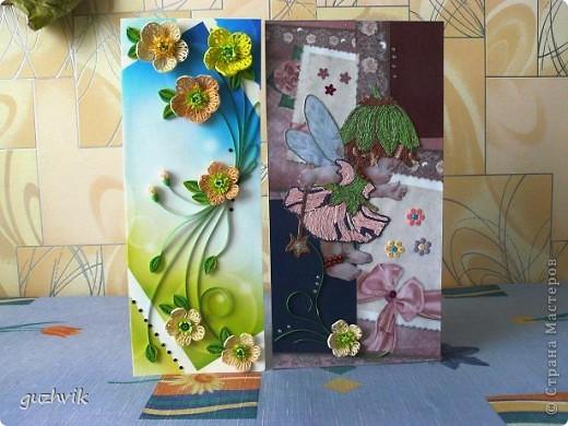 Приветик из Одессы! Поздравляю Вас всех с праздником!!! Я к Вам с двумя открыточками. фото 1