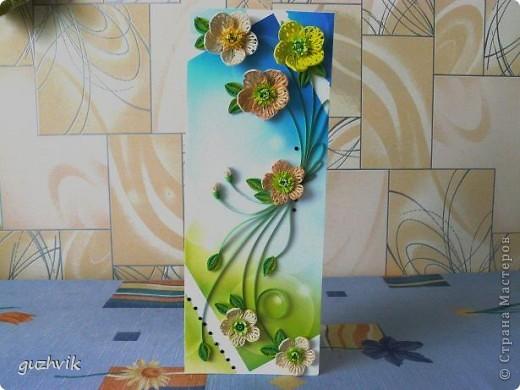 Приветик из Одессы! Поздравляю Вас всех с праздником!!! Я к Вам с двумя открыточками. фото 2