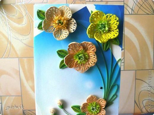 Приветик из Одессы! Поздравляю Вас всех с праздником!!! Я к Вам с двумя открыточками. фото 3
