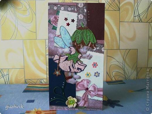 Приветик из Одессы! Поздравляю Вас всех с праздником!!! Я к Вам с двумя открыточками. фото 6