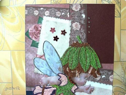 Приветик из Одессы! Поздравляю Вас всех с праздником!!! Я к Вам с двумя открыточками. фото 7