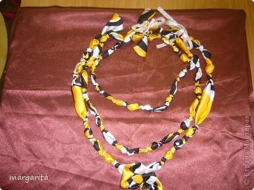 Бусы и браслеты фото 3