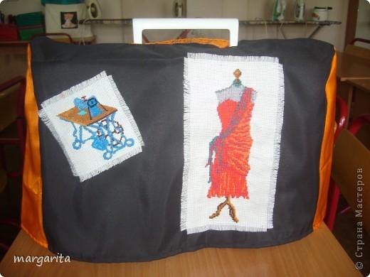 Чехлы для швейных машин фото 2