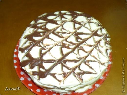 Торт на сковородке фото 1