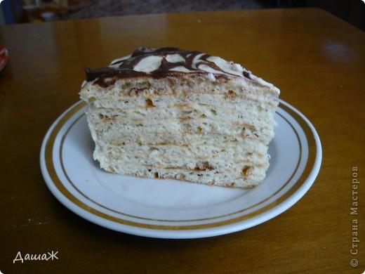 Торт на сковородке фото 3