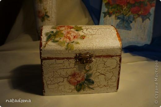 старинная шкатулка получила новую жизнь. фото 1