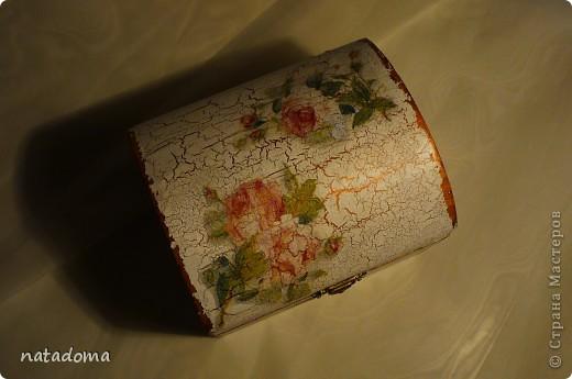 старинная шкатулка получила новую жизнь. фото 3