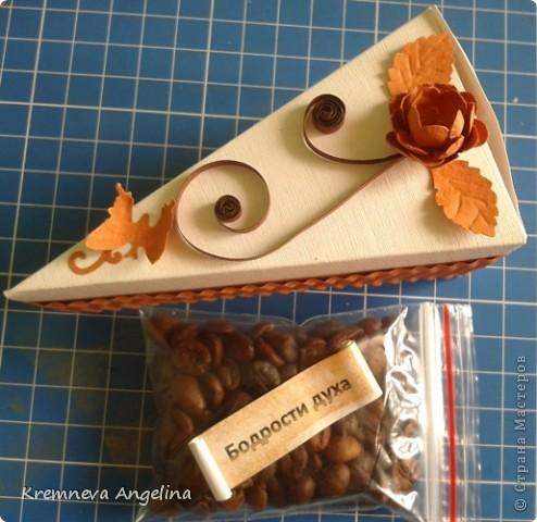 Тортик делали вместе с мамой на день рождения :) Идея http://stranamasterov.ru/node/363091?c=new фото 20