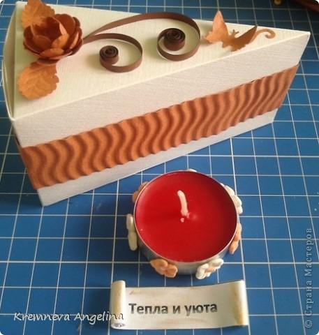 Тортик делали вместе с мамой на день рождения :) Идея http://stranamasterov.ru/node/363091?c=new фото 10