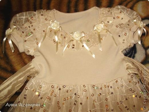 Детское платье для племянницы. фото 2